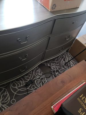 Restoration Hardware Antique Finished 6 Drawer Dresser for Sale in New York, NY