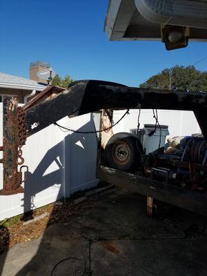 Gooseneck equipment, car hauler, mud truck, sxs for Sale in Largo, FL