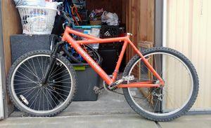 Orange Cannondale Killer V 500 26in Retrobike 1994-1995 for Sale in Stockton, CA