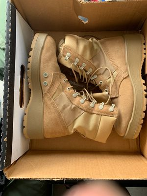 Hot Weather Combat Boots for Sale in Raeford, NC