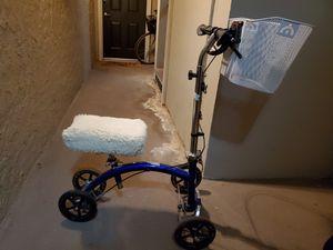 Kneerover knee scooter for Sale in Renton, WA
