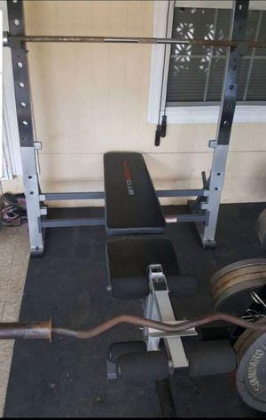 Weight Bench Set for Sale in Orlando, FL