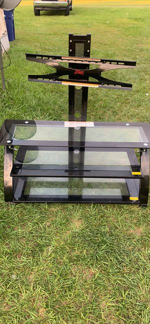Tv Stand with mounts for Sale in Jacksonville, NC