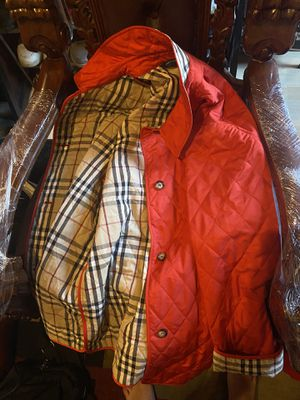 Burberry Jacket for Sale in Beverly Hills, CA