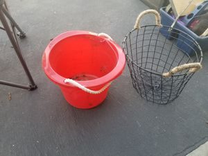 Buckets for Sale in Camp Pendleton North, CA