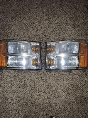 2011 GMC Sierra Headlights for Sale in Phoenix, AZ