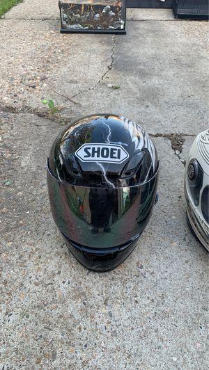 Medium shoei motorcycle helmet for Sale in Northglenn, CO