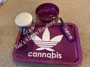 Rolling Tray Set - Cannabis for Sale in Philadelphia, PA