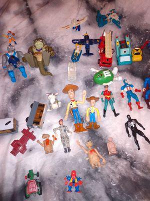Transformer Thundercat E.T toy story for Sale in Revere, MA