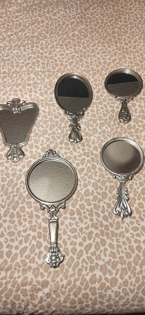 Wall hand mirror set for Sale in Seattle, WA