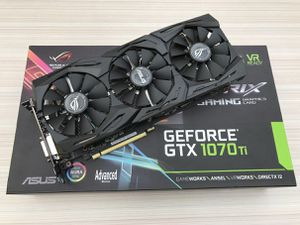 Asus Strix Gtx 1070 TI OC Edition 8gb for Sale in San Jose, CA