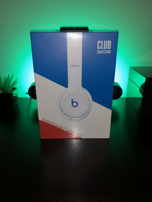Beats Solo3 Wireless Headphones - Beats Club Collection - Club White for Sale in Torrance, CA