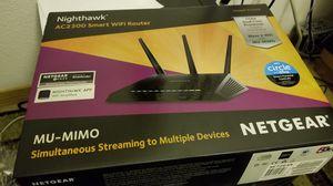 Netgear Nighthawk 2300 wifi router for Sale in Battle Ground, WA