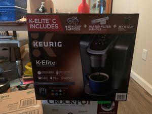 Keurig k elite for Sale in Vista, CA