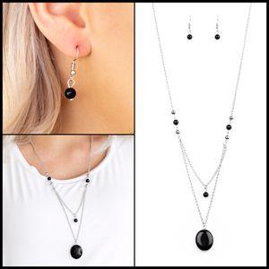 Silver Necklace w/ Earrings for Sale in Norfolk, VA