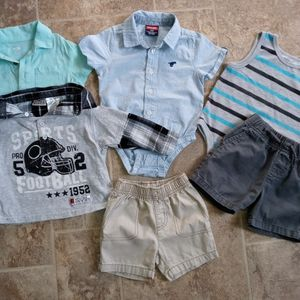 Baby Boy Clothes 6-24months for Sale in Pasadena, TX
