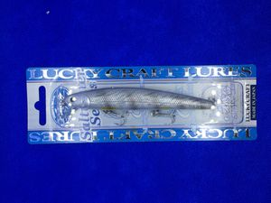 Lucky craft saltwater fishing lure CIL FlashMinnow 110 Aurora maybe Croaker for Sale in Yorba Linda, CA