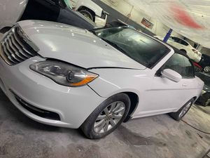 2012 Chrysler 200 convertible 2.4 for Sale in District Heights, MD