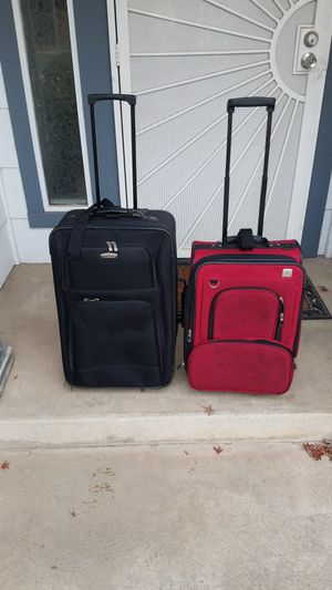 2 Piece's of luggage! for Sale in Fresno, CA
