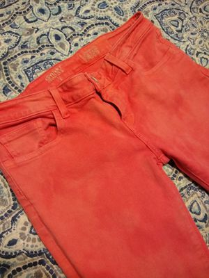 Girls Vans Size 7 Stonewashed Skinny Jeans for Sale in Bonney Lake, WA
