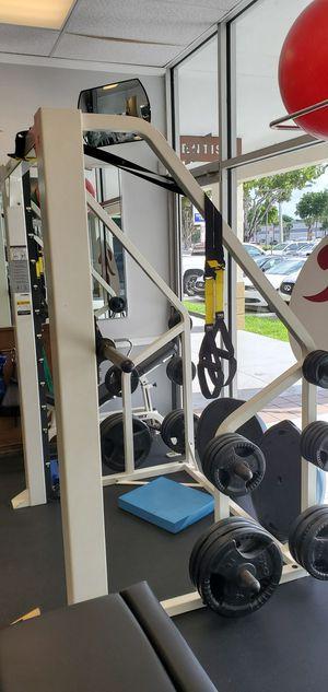 Like New Cybex Smith Machine for Sale in Miami, FL