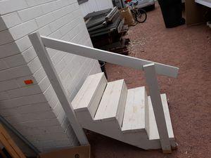 Custom made RV steps and decks for Sale in Payson, AZ