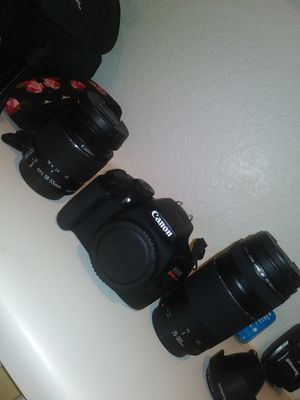 Canon Rebel T6 for Sale in Brooks, OR