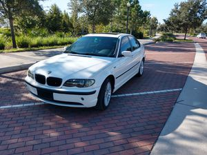 2003 Bmw 325xi AWD for Sale in Kissimmee, FL