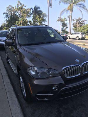 BMW X5 diesel 2012 low miles for Sale in San Diego, CA