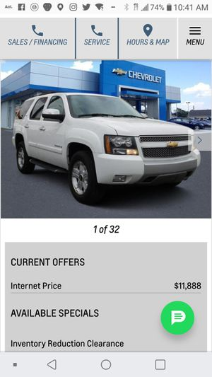 2007 Chevrolet Tahoe for Sale in Grosse Pointe, MI