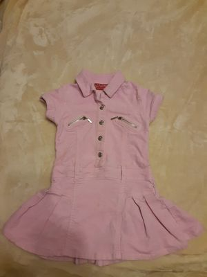 Pink dress-girl 4 for Sale in Tulsa, OK