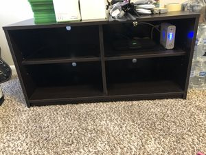 Dark brown Tv stand for Sale in Jacksonville, FL