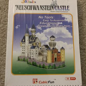 3D Puzzle 98 Pieces for Sale in West Hartford, CT