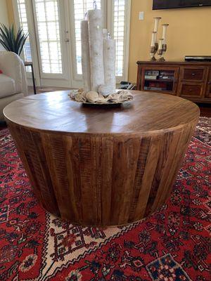 Wood Coffee Table for Sale in Tarpon Springs, FL