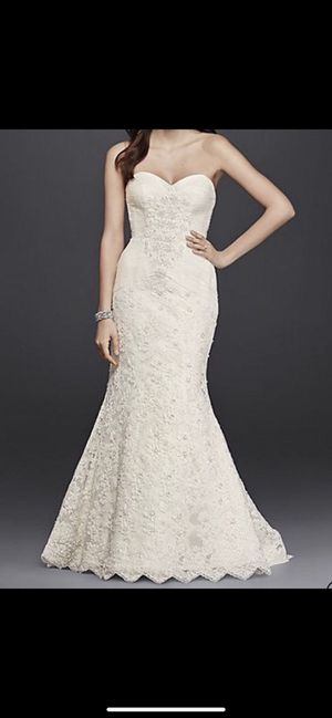 Wedding Dress and Accessories for Sale in Snohomish, WA