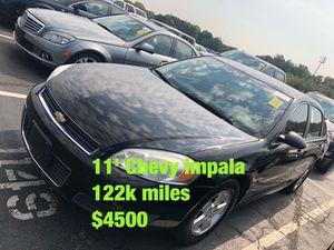 2011 Chevy Impala for Sale in Upper Marlboro, MD