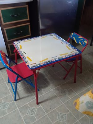 Kids Activity Table & Chairs 30. for Sale in Princeton, TX