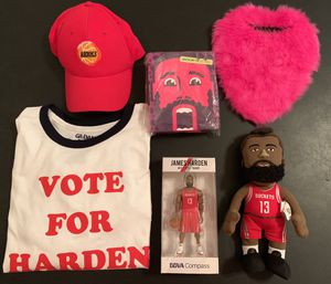 James Harden MVP Bundle Collection - Houston Rockets for Sale in Katy, TX