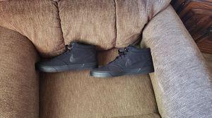 Nike sb all black for Sale in Oklahoma City, OK