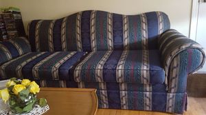 Nice couch and matching chair great condition for Sale in MA, US