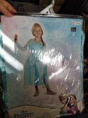Frozen Elsa Size Medium 7-8 for Sale in Houston, TX