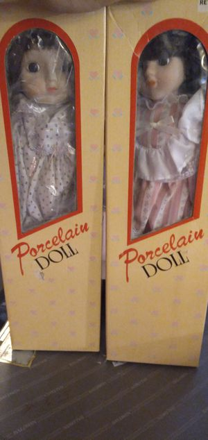 Antique Pair of Porcelain Dolls!! for Sale in Herndon, VA