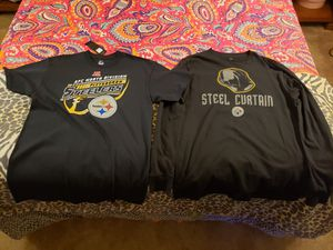 Men's Steelers T-shirts for Sale in Sanford, FL