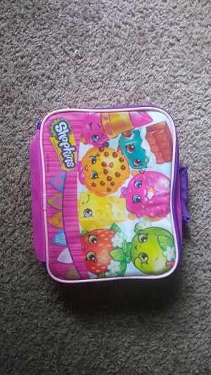 Shopkins luch bag for Sale in Houston, TX
