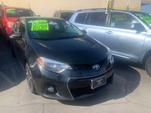 2016 Toyota Corolla for Sale in Chula Vista, CA