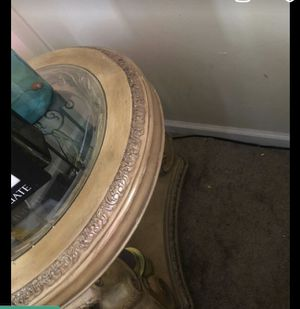 Two lovely Egyptian style living room tables for Sale in Chesapeake, VA