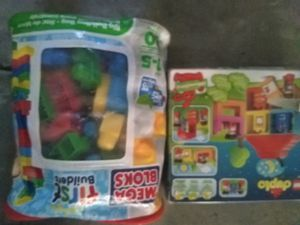 Duplo and mega blocks for Sale in Chapel Hill, NC