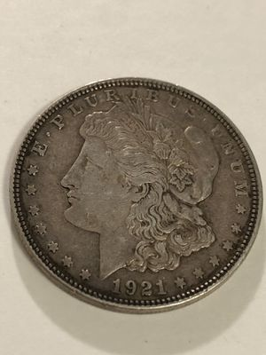 1921 $1 Morgan Silver Dollar Uncirculated Coin - Reliable Seller - Always Answer for Sale in San Antonio, TX