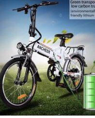 Folding Ebike - speeds up to 18 mph- 35 mi range for Sale in Half Moon Bay, CA