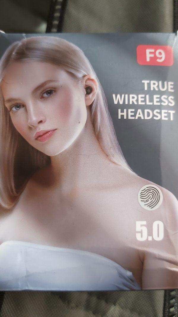 Wireless Headset 5.0